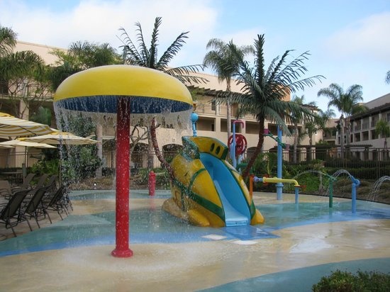 Grand Pacific Palisades Resort and Hotel: Family pool