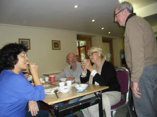 Bath YMCA: Breakfast - relaxed and sociable