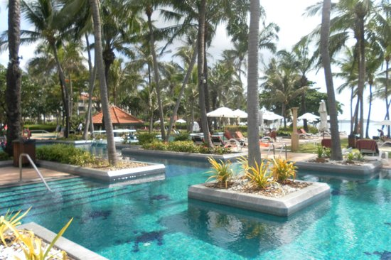 Centara Grand Beach Resort Samui: Pool