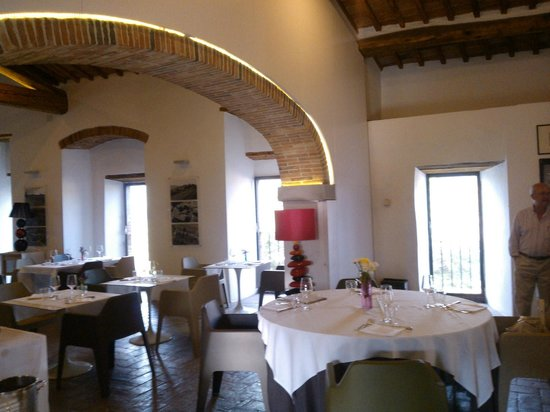 Gaiole in Chianti, Italien: ottimo ristorante di charme