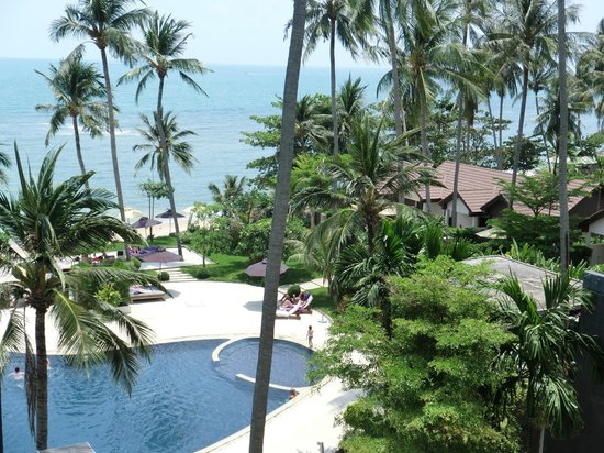 Fenix Beach Resort Samui: Side room view