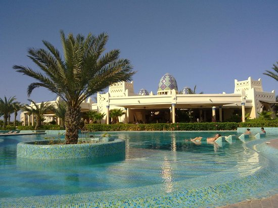 Clubhotel Riu Karamboa: Riu Karamboa piscina