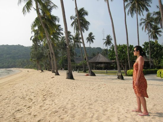 Outrigger Phi Phi Island Resort and Spa: Beautiful Private Beach
