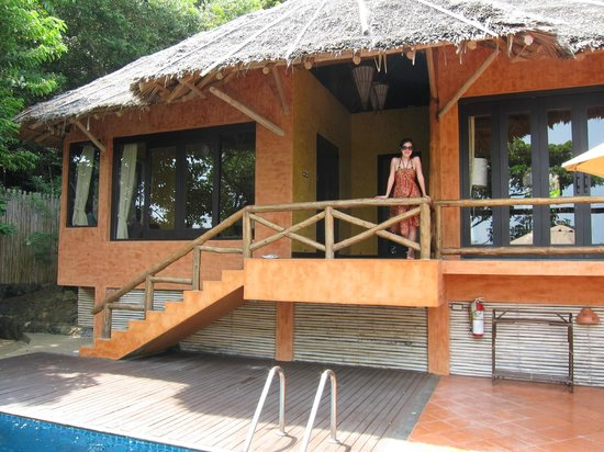 Outrigger Phi Phi Island Resort and Spa: Private villa