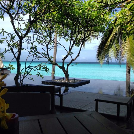 One&Only Reethi Rah, Maldives: Afternoon Tea