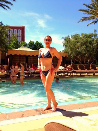 The Palazzo Resort Hotel Casino: Great pools!