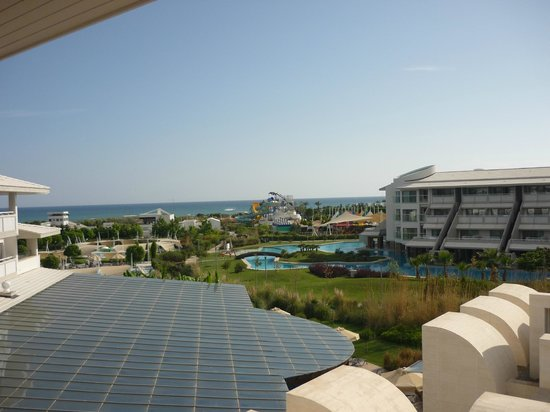 Hilton Dalaman Sarigerme Resort &amp; Spa: View from room 1418