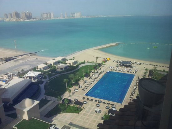 The St. Regis Doha: View from Superior Room