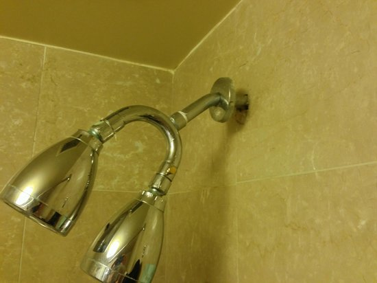 Westin Maui Resort And Spa: dodgy fittings