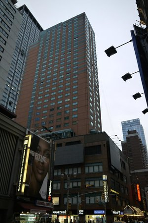 Novotel New York Times Square: Hotel