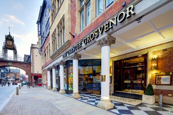 The Chester Grosvenor Hotel and Spa