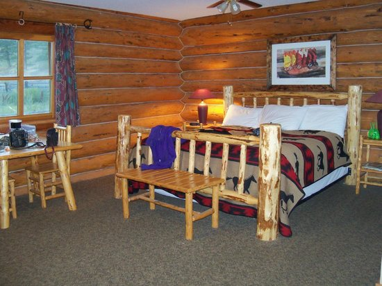 Cranbrook, Canada: Our cabin