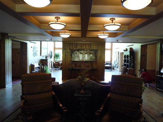 Best Western Zion Park Inn: Salon