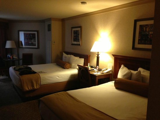 Harrah's Las Vegas: Enough Space for a LAS Vegas Stay