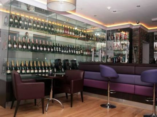 Telford, UK: Cocktail Lounge