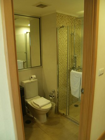 Citin Pratunam Hotel: Bathroom