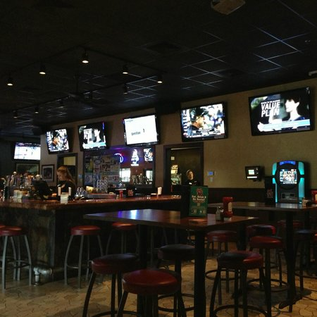 Pembroke Pines, Floride : Indoor Bar/Dining Room