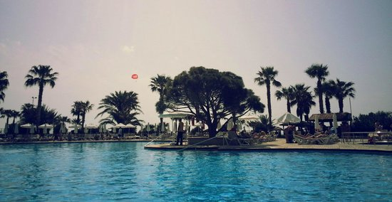 Club Voyage Sorgun: Main pool.