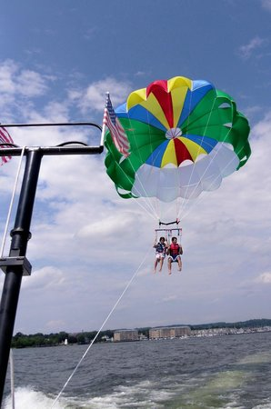 Havre de Grace, MD: up, up, and away!