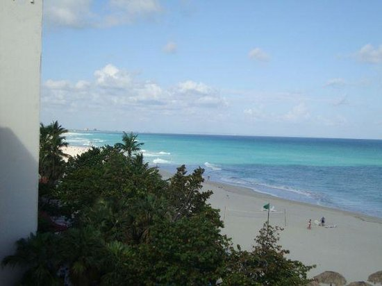 Gran Caribe Hotel Varadero Internacional: view from my room