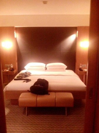 Grand Hyatt Singapore: Sleep quality was excellent