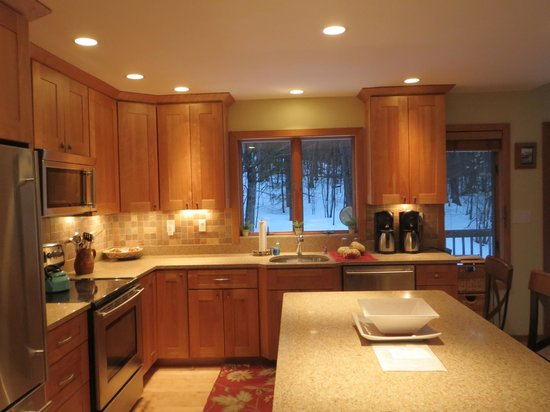 Chittenden, VT : Kitchen