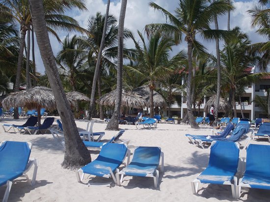Occidental Grand Punta Cana: desde la playa hacia el hotel