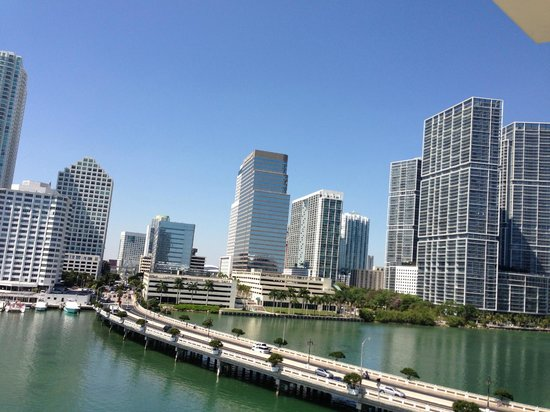 Mandarin Oriental, Miami : View during the day 