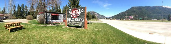 Columbia Falls, MT: The Deli