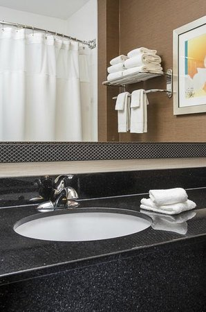 Terre Haute, IN: Updated Guest Bathrooms!