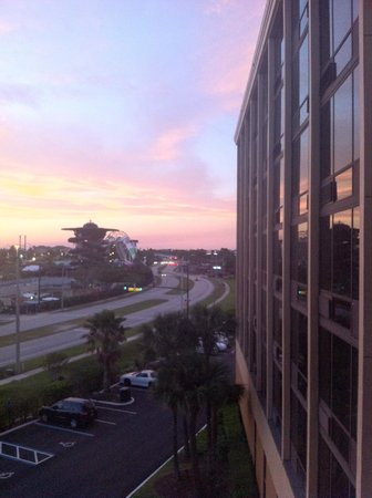 BEST WESTERN PLUS Orlando Gateway Hotel: Gorgeous view