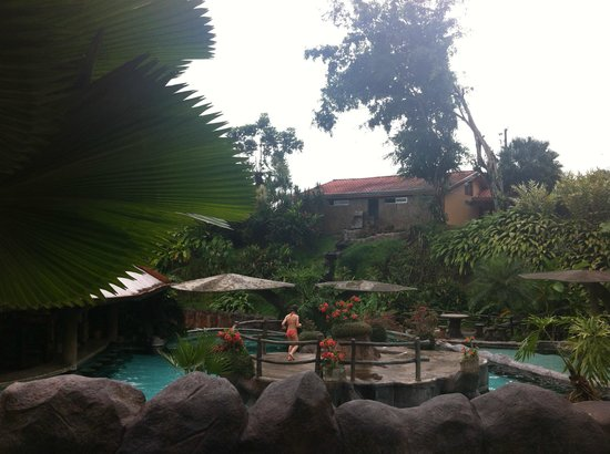Los Lagos Hotel Spa & Resort: Near the pools