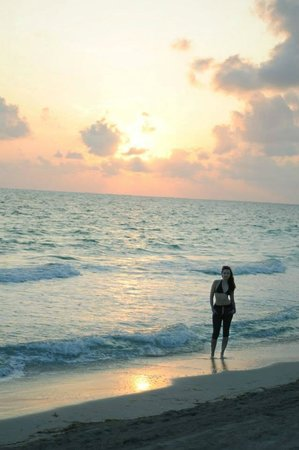Hotel Riu Varadero: Watching the sun rise.. must do!