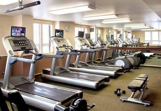Courtyard by Marriott Boston Downtown / Tremont: Fitness Center