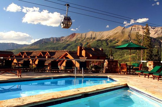 Mountain Lodge at Telluride: Pool