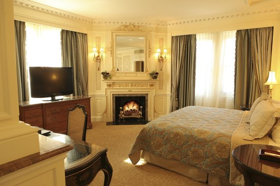 The Lenox Hotel: Judy Garland Suite