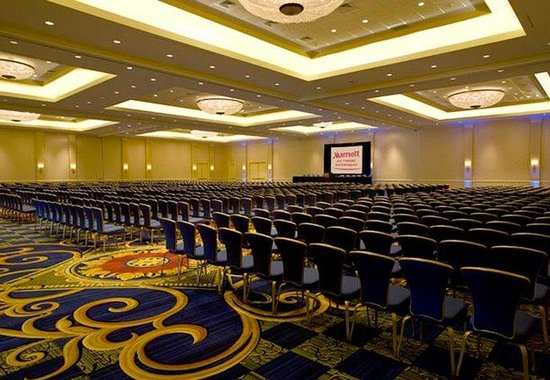 Baltimore Marriott Waterfront: Harborside Ballroom