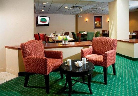 Courtyard by Marriott Columbus Downtown: Courtyard Café