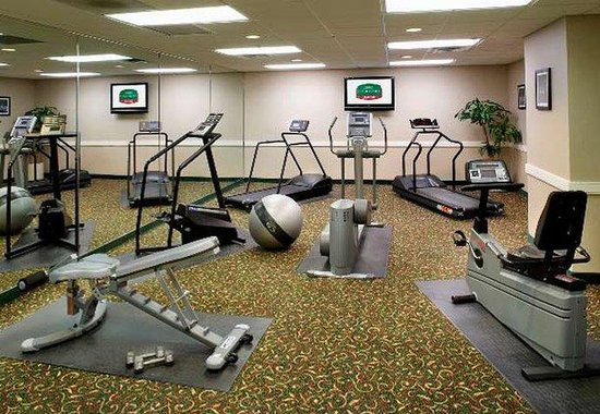 Courtyard by Marriott Columbus Downtown: Fitness Center