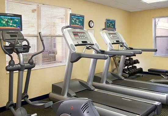 Residence Inn Las Vegas Henderson/Green Valley: Fitness Center
