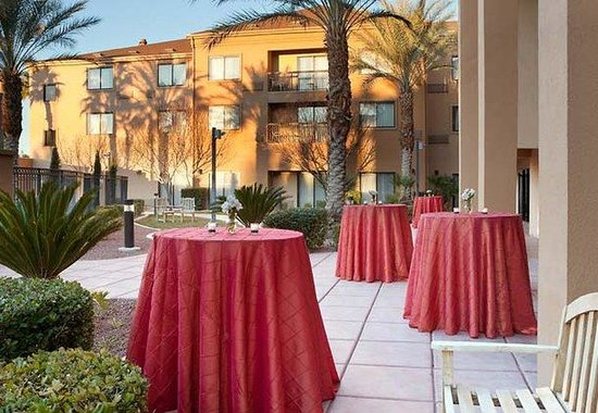 Courtyard Las Vegas Summerlin: Outdoor Events
