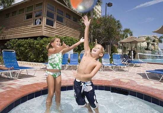 Marriott Suites Clearwater Beach on Sand Key: Kids Pool
