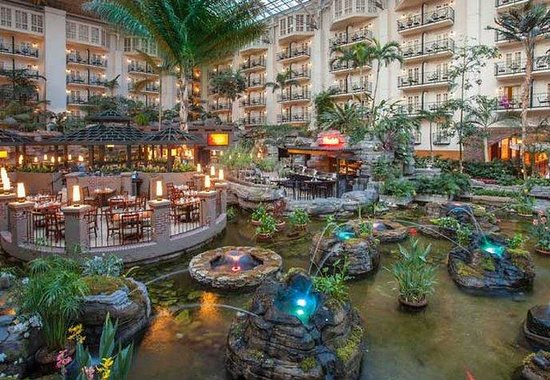Gaylord Opryland Resort &amp; Convention Center: Cascades Atrium