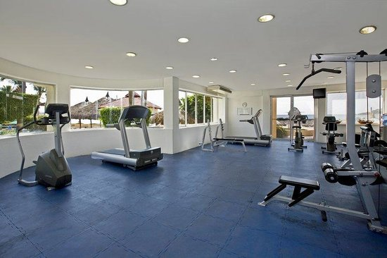 Fiesta Inn Mazatlan: Fitness Center