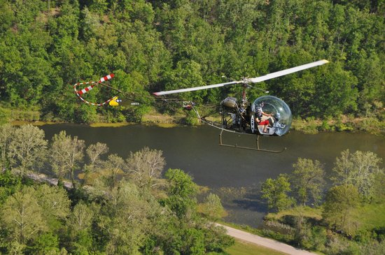 Helicopter Tours Lake Of The Ozarks
