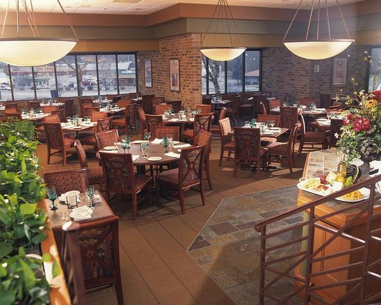 DoubleTree by Hilton Oak Ridge - Knoxville: Burchfield Restaurant