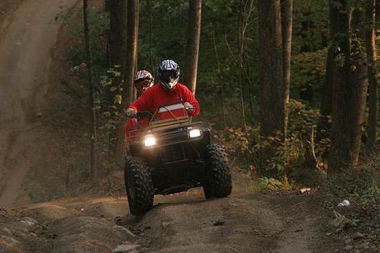 DoubleTree by Hilton Oak Ridge - Knoxville: Orkdt Atv Picture