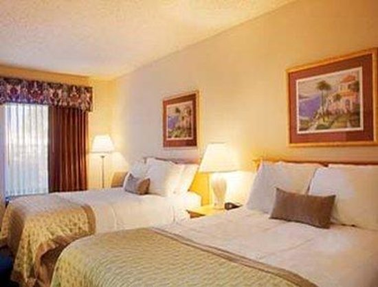 Florida City, FL: Standard Double Room