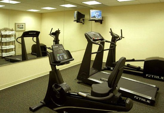 Jacksonville Beach, FL: Fitness Room