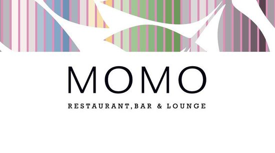 Park Hotel Amsterdam: Logo MOMO Restaurant, Bar &amp; Lounge